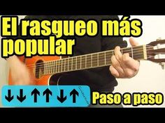 En este video les muestro cómo tocar rasgueos de guitarra, ritmos básicos y ejercicios de rasgueo. Espero les sirva no olviden comentar y dejarme sus peticio...