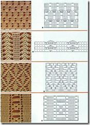 PATTERNS FOR ADVANCED CROCHET