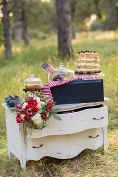 Americana Wedding Inspiration | TréCreative Film & Photography | Bridal Musings
