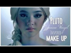 "Jannine Weigel ""Pluto"" Inspired Make Up Tutorial ☆   Livia McQueen - YouTube"