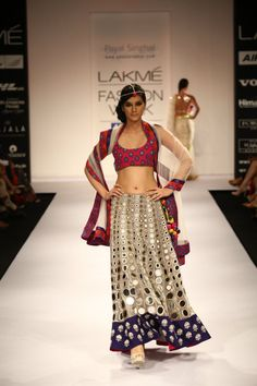 Payal Singhal Lakme Fashion Week Payal Singhal Collection, Designs, Fashion Shows, Lehengas & Sarees, Pictures and Photos on Bigindianwedding Lakme Fashion Week, India Fashion, Ethnic Fashion, Asian Fashion, Women's Fashion, Indian Look, Indian Ethnic Wear, Indian Style, Traditional Fashion