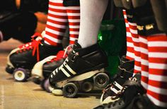 roller derby...