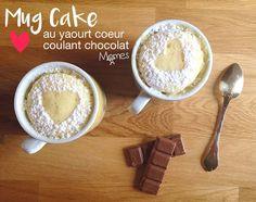 mug cake yaourt choco