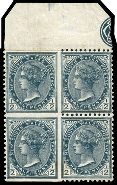 Item Of Interest / Stamps South Wales, 2d, Bottles, Stamps, Coins, Auction, Collections, Australia, Jewellery
