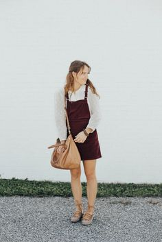 Overall Dress? Yes, please!
