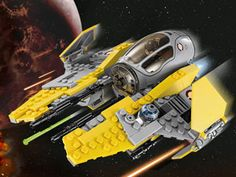 LEGO Star Wars: Jedi Interceptor - Price: £20.00