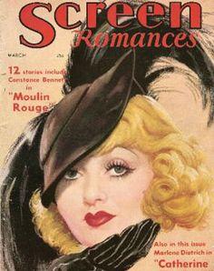 vintage movie magazines | Vintage Movie Magazines