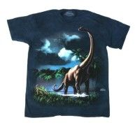 The Mountain Brachiosaurus Dinosaur Adult/Child T-shirt