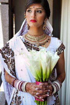 Texas Indian wedding on IndianWeddingSite...