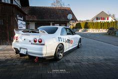 GTR- R33 Skyline
