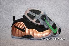 """d4d1445e84216 Nike Foamposite Pro """"Gym Green"""" New Release"""
