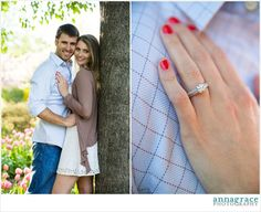 Maggie & Patrick {ENGAGED} — anna grace photography & design