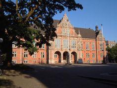 Gebäude Rathaus Harburg