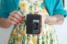 Lomokino 35mm Movie Camera >.<
