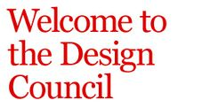 Welcome to the Design Council