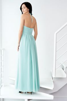 Colour by Kenneth Winston Style 5236 | Dresses can be modified to long or short. #specialoccasion #bridesmaid