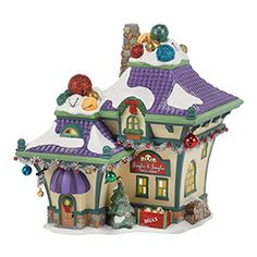 "Department 56: COLLECTING - ""Jingle & Jangle's Bells"" - New Introductions"