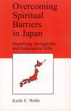 Overcoming Spiritual Barriers in Japan:   This study examines the invisible spiritual reality behind the 17th century persecution of Christians and the subsequent spiritual strongholds that were established. These barriers are still effectively holding the Japanese people in bondage. Through this Evangelical account you'll learn how to minister to Japanese and how to pray for them.