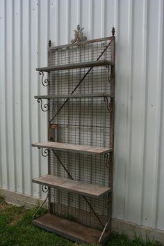 Awesome Idea!!! Baby crib spring shelf.