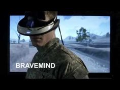 """How Virtual Reality Declared War On PTSD 