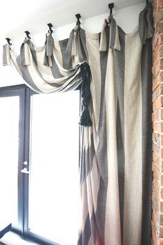 ホテル・商業施設・ショールーム等のインテリアデザイン・コーディネートなら欧米スタイルを得意とするリサブレア Gypsy Cafe, Window Styles, Drapery, Window Treatments, Blinds, Windows, Room, Condo, Interiors