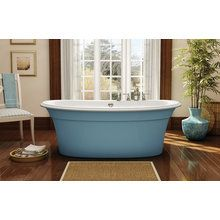 View The Maax 105744 Ella Sleek Freestanding Bathtub At