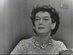 What's My Line? - Rosalind Russell (Jan 4, 1953)