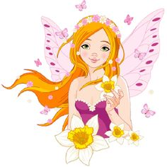 Golden Fairies Cartoon Clip Art Images All Cartoon Golden Fairies Clip Art Images Are On A Transparent Background Fairy Clipart, Spring Fairy, Magical Images, Cute Fairy, Elves And Fairies, Spring Crafts For Kids, Fairy Princesses, Cute Cartoon, Cartoon Clip