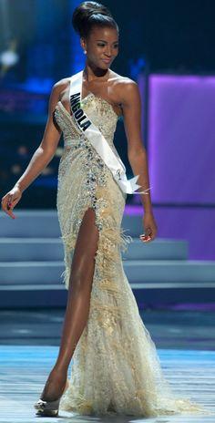 Leila Lopes - Miss Universe 2011, Miss Angola 2011