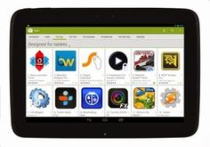 Google Play Will Soon Clearly Separate Apps Designed for Tablets from Ones Designed for Phones ~ Latest Technology News