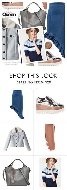 """The New Queen"" by metisu-fashion ❤ liked on Polyvore featuring STELLA McCARTNEY, polyvoreeditorial and metisu"