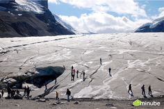 How about a 3-mile-long glacier that you can visit in your car? That's the Athabasca Glacier, located in the spectacular Columbia Icefield near Jasper in the Canadian Rockies. Visit soon, though, as this behemoth beauty has been receding at a rapid clip for the past century. (Photo by Naxos)