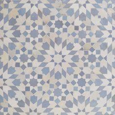 Mosaic Patterns from Mosaic House Batha