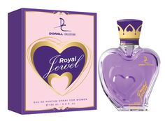 Royal Jewel Women's Perfume (Impression of Vera Wang Princess) By Dorall Collection. Impression of popular designer scent Princess by Vera Wang. High Quality Women's Perfume in large 3.4 oz natural spray bottle. Mfg by Preferred Fragrances. Comparable to over $60 in same size package for name brand original. This item is not associated with the name brand original Princess by Vera Wang.