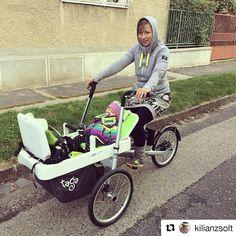 TAGA BIKE: - 2 giorni a Bimbinfiera a Milano! Vieni a provare la bici n°1 per il trasporto di bambini, ti aspettiamo! www.tagabike.it