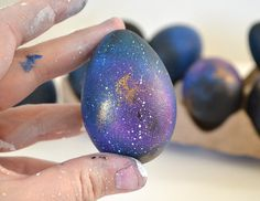 Galaxy Easter Eggs (next year!)