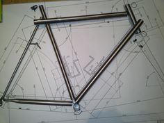 Touring Bicycles, Touring Bike, Motorcycle Design, Bicycle Design, Bike Craft, Bicycle Engine, Wood Bike, Build A Bike, Bike Brands