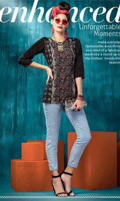755420685d ... wholesale #kurti #partywearkurti #kurtiwholesaler #kurtisupplier # PlazoSuit#IndianCollection #WomenFashion#DesignerCollection #NewTrend# Fashion