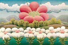 Ivan Rabuzin on imgfave Painting Videos, Painting & Drawing, Ivan Rabuzin, Bo Bartlett, Naive Art, Outsider Art, Mural Art, Flower Art, Amazing Art