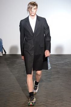 Raf Simons | Spring 2013 Menswear Collection | Style.com