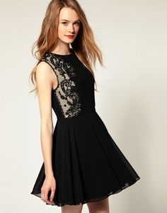 Ted Baker Lace Dress by rosalind