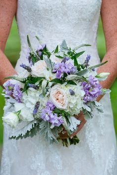 Beautiful bridal wedding bouquet. courtesy of Pretty Petals. Charleston, SC Photography Kara Stovall Photography. Murrells Inlet, SC
