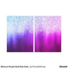 Multi Canvas Painting, Spray Paint Canvas, Painting Art, Art Paintings, Teal And Pink, Purple, Contemporary Abstract Art, Canvas Ideas, Art Projects