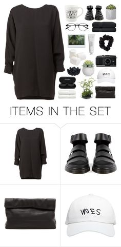 """""""JUST STOP YOUR CRYING IT'S THE SIGN OF THE TIMES"""" by lonelyhearts-clubb ❤ liked on Polyvore featuring art and nataliesimplesetss"""