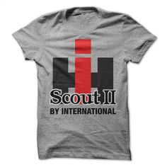 Scout II By International T Shirt, Hoodie, Sweatshirts - t shirt maker #fashion #clothing