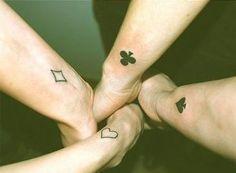 #tattoo#friends