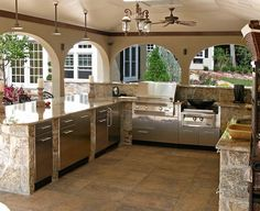 backyard kitchens costco 198 best images outdoor cooking when i m rich and own a house in the tropics kitchen cabinets
