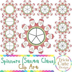 Glitter Spinners Clipart! Contained in the zip file are 20 PNG files with transparent background , 300dpi and high resolution.This set includes 10 colored images and 10 black and white images.They are great for decorating your worksheets!!You might also like:Christmas Trees Clip Art - Rainbow Colors & PatternedChristmas Trees Clip Art  Colorful & PatternedChristmas Boy is Decorating the Christmas Trees Clip ArtLets Connect and Follow Me on:FACEBOOKPINTERESTTerms of Use: You may use th...