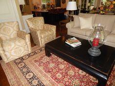 Hasting Sofa, Turner Swivel Chair, Dynasty Rectangular Table, Highland  Table, Paulo Table