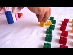 Counting with LEGO